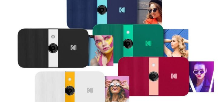 Sofortbild trifft AR: Kodak Smile Instantprodukte ab sofort erhältlich