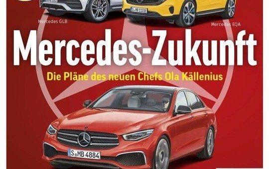 Die ersten Tage im Daimler-Chefsessel