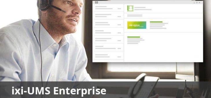 Unified Messaging Server ixi-UMS 6.70 Enterprise ab sofort verfügbar