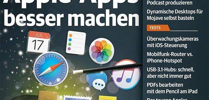 Über 100 Tipps zu Safari, Mail, Fotos & Co bringt Mac & i
