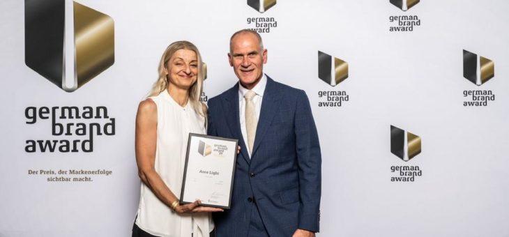 AURA LIGHT gewinnt German Brand Award 2019