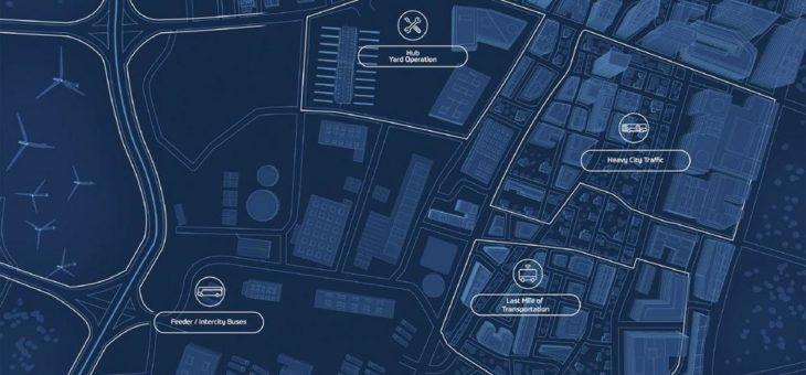 Ohne Stau in die Stadt: ZF gestaltet den öffentlichen Nahverkehr smart und emissionsfrei