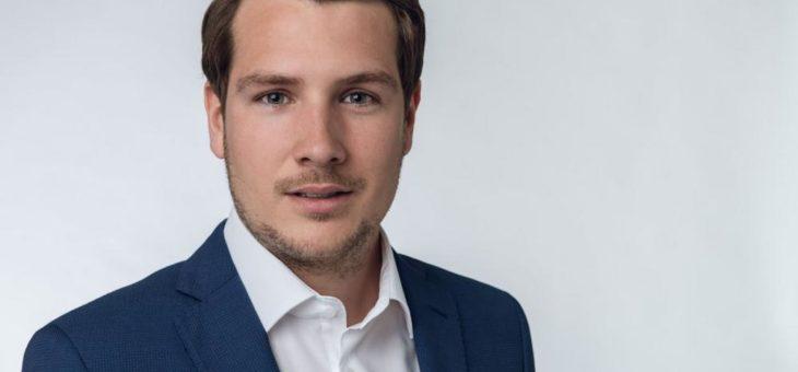 Benjamin Wahler wird Chief Sales Officer