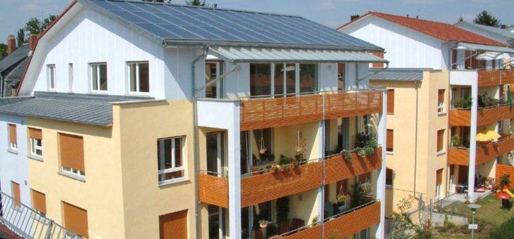 Großes Energiespar- und Klimaschutz-Potenzial auf dem Dach