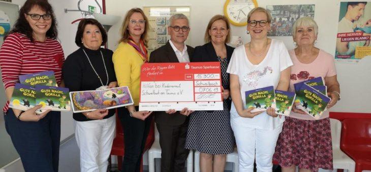 1.700 Bücher für Kinder im Main-Taunus-Kreis