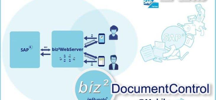 Mobile App und Web-Lösung zur Rechnungsfreigabe für SAP von inPuncto mit neuem Update