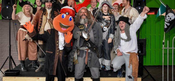Meuterei in Kernie's Familienpark! Piratentag am 30. Juni!