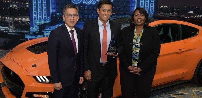 Ford Motor Company würdigt Pirelli mit dem World Excellence Award für Nachhaltigkeit