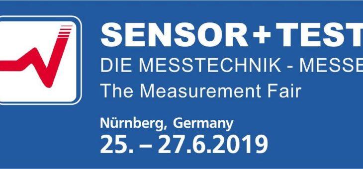 Elmos: Sensorauswertung, Füllstands- und Abstandsmessung auf der Sensor+Test 2019