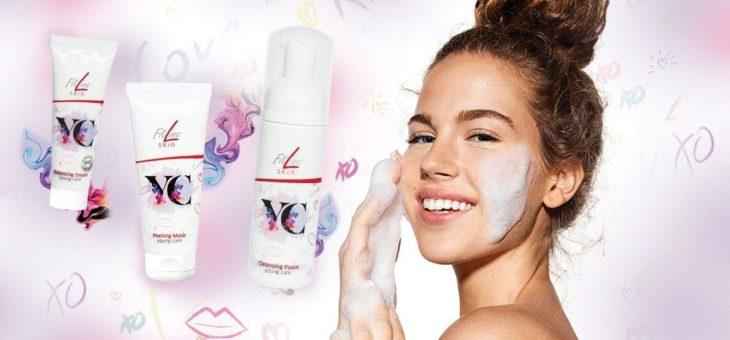 Sei einfach Du – Strahlend schön mit der neuen FitLine skin Young Care-Serie