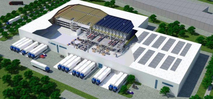 SSI Schäfer realisiert hochmodernes Logistikzentrum für MISUMI