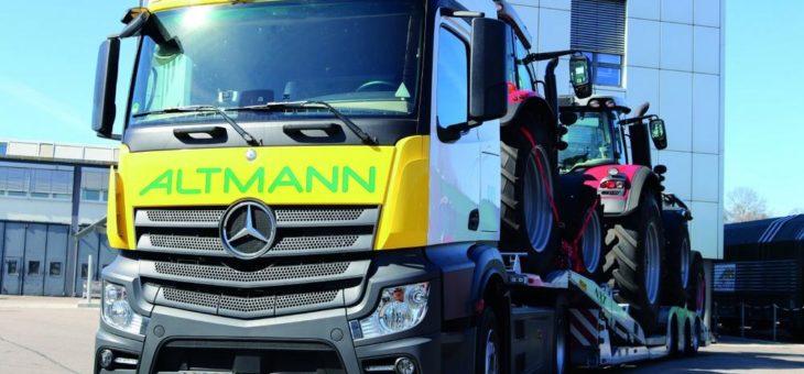 Erweiterung des Serviceportfolios – ARS Altmann AG bietet nun auch Sondertransporte