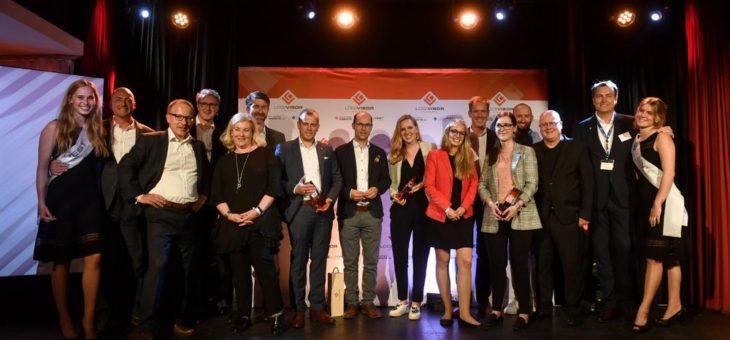 """GROUP7 mit LogiVisor Award in der Kategorie """"Industry"""" ausgezeichnet"""