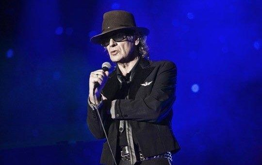 """Panikrocker"" Udo Lindenberg erhält DOUBLE SOLD OUT AWARD der Erfurter Messe"