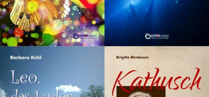 Ein Dobermann liebt das Fernsehen und eine Dame geht auf Schmetterlingsjagd – Fünf E-Books von Freitag bis Freitag zum Sonderpreis