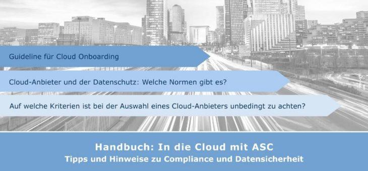 Cloud-Anbieter und der Datenschutz