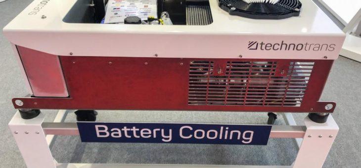 technotrans-Kühlung für Batterien und High-Power-Charger im Besucherfokus