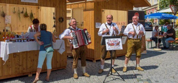 "Volksmusikspektakel  ""Singa, Spilln & Tanzn"""