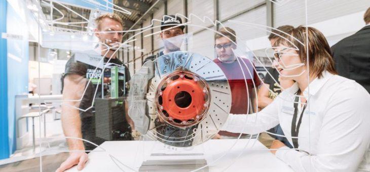 Der schnellste 3D-Drucker für Zähne und weitere Neuheiten zum kommerziellen und kreativen 3D-Druck attraktiv präsentiert und konkret kommuniziert