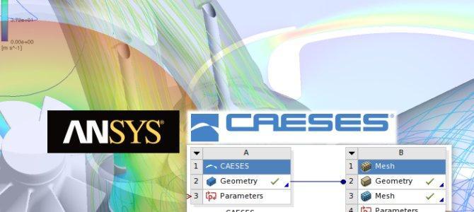 CAESES CAD App für ANSYS Workbench: Update verfügbar