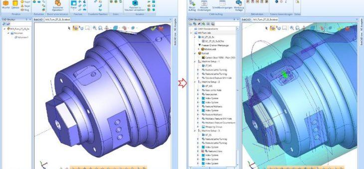 BobCAD-FreeCAD – zu CAD/CAM erweitern + 400,- € sparen