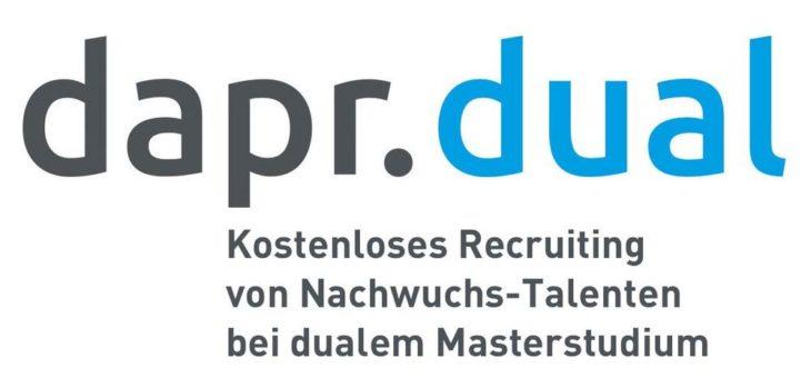 Karriereprogramm dapr.dual: 150 Nachwuchstalente suchen Arbeitgeber