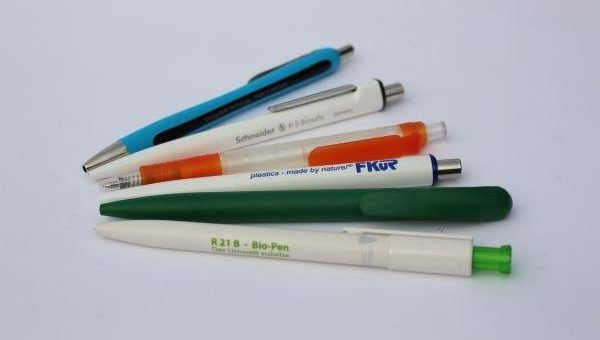 Marktstudie identifiziert große Auswahl an biobasierten Produkten fürs Büro