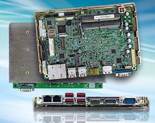 EPIC-SBC mit Whiskey-Lake-Prozessor