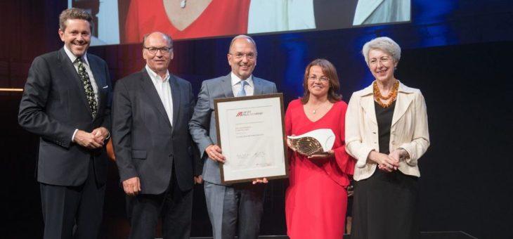 W&H unter den Top 3 der österreichischen Exporteure!