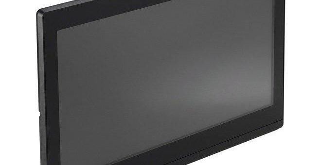 Lüfterloser All-in-One-PC mit spritzwassergeschütztem 19,5″ Multi-Touch-Display