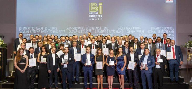 """Best of Industry""-Award 2019"