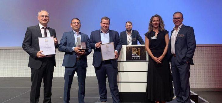Best of Industry Award 2019