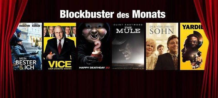 Vorhang auf für die neuen Movie-Highlights bei freenet Video im Juli