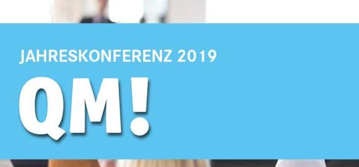 Jahreskonferenz QM!