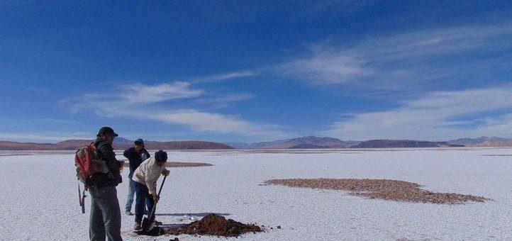 Portofino Resources meldet Fortschritte auf dem Salar Hombre Muerto