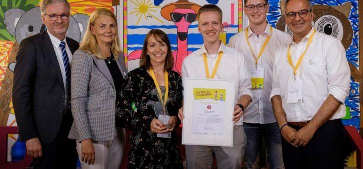 Vielfalt gewinnt – Die Brockhaus AG erhält 3. Preis für ihr Engagement