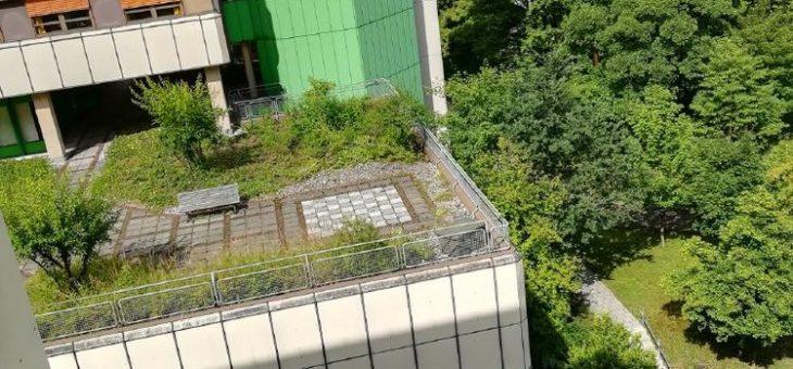 Klimaerwärmung ohne Dach-Erwärmung