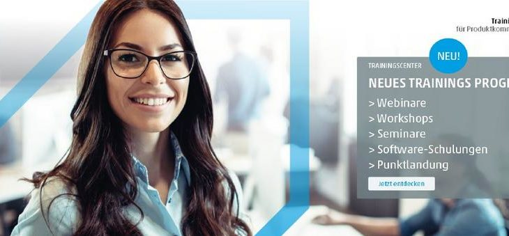 5. Ausgabe des Trainings-Programms für Produktkommunikation und ISCM veröffentlicht