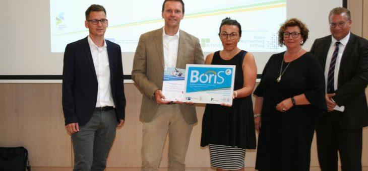 Boris-Berufswahlsiegel für die Kerschensteiner-Gemeinschaftsschule Mannheim wurde verlängert