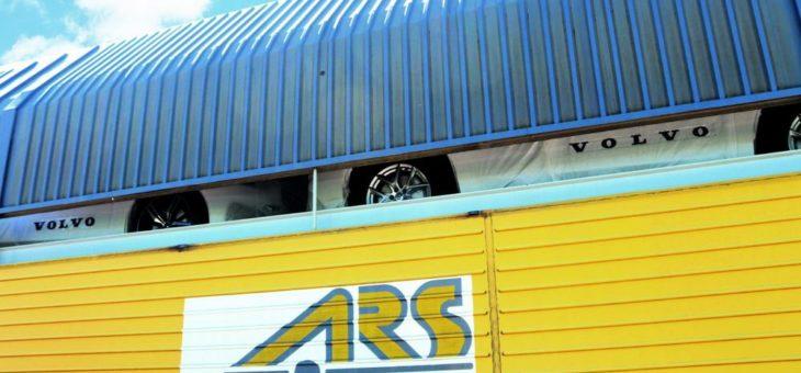 Fertigfahrzeuglogistik auf der Seidenstraße: ARS Altmann AG und ICL realisieren für Volvo ersten China-Zug nach Gent