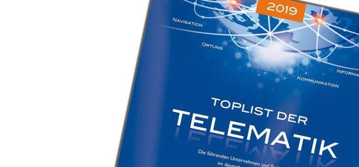 """""""Who is Who der Telematik-Branche"""" in diesem Buch"""