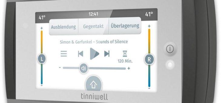 Resaphene Suisse AG: US-Patentamt kündigt Patent für Tinnitus-Therapie tinniwell an