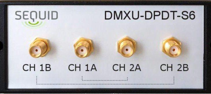 Sequid bringt neue Hochfrequenz-Multiplexer-Serie auf den Markt