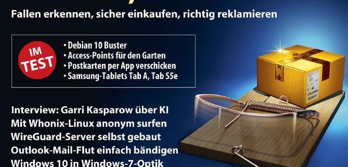 c't Magazin warnt: Sicherheitslücken in Logitech-Tastaturen und -Mäusen