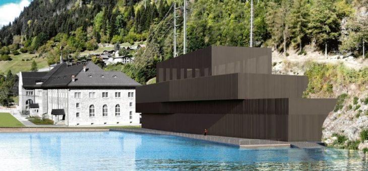 Alt gegen Neu: Voith macht Schweizer Pumpspeicherkraftwerk Ritom fit für die Zukunft