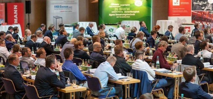 RMB/ENERGIE GmbH ist Aussteller auf der KWK-Jahreskonferenz 2019