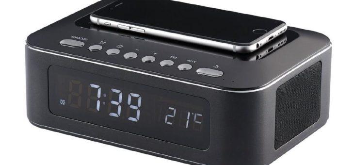 Radiowecker Thomson CR400IBT: Technologie fürs Schlafzimmer