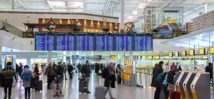 Langstreckenverkehr von und nach München steigt mit zweistelligen Zuwachsraten