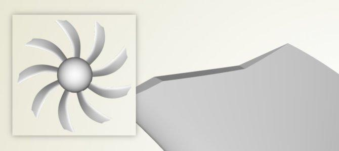 Axiallüfter: Verbesserte Geräuschreduzierung mit intelligenteren Geometriemodellen