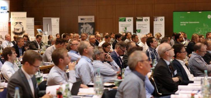 Die 2G Energy AG begleitet die KWK-Jahreskonferenz 2019 in Magdeburg als Aussteller